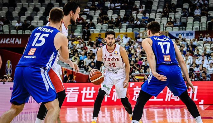 Basketbol Milli Takımı FIBA 2019'a erken veda etti