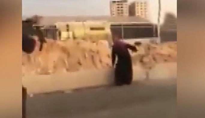 İsrail askerleri Filistinli kadını kontrol noktasında şehit etti