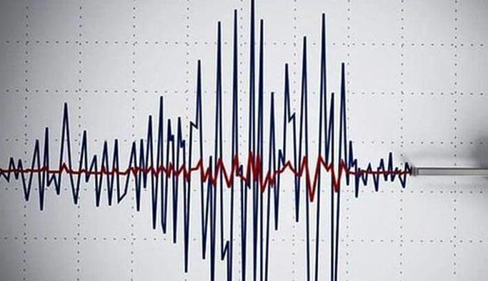 İstanbul'da 5,8 şiddetinde deprem meydana geldi