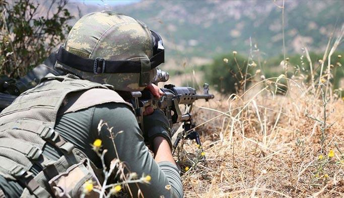 Muş'ta terör örgütüne darbe, 3 ölü
