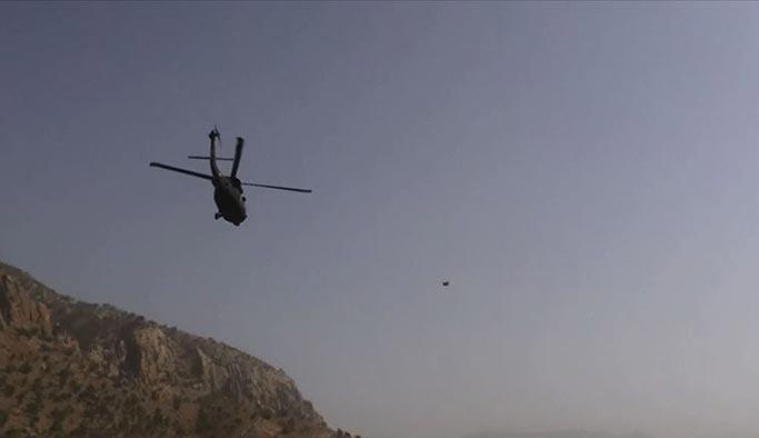 Pervari'de 5 terörist öldürüldü