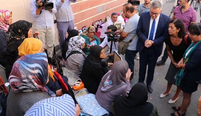 'AB Konseyi'nden Diyarbakır annelerine ziyaret