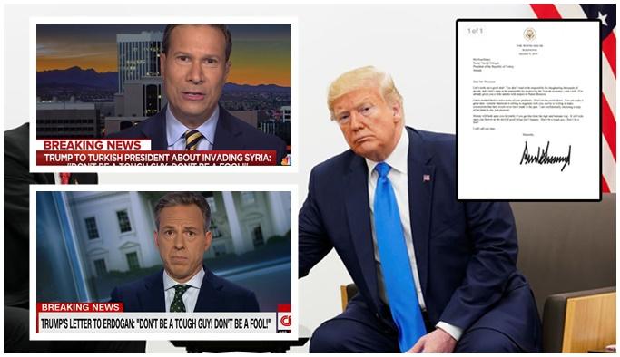 ABD medyasından mektup yorumu: Trump'ın çaresizlik yakarışı
