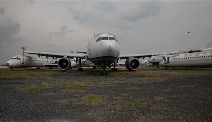 Atatürk Havalimanı'nda bırakılan 16 uçak satışa çıkartılıyor