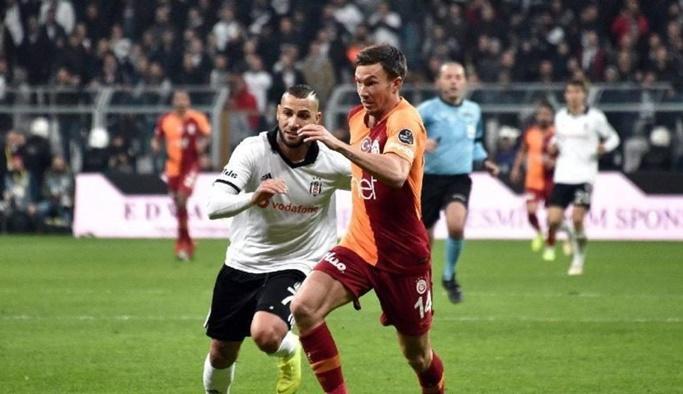 Beşiktaş ve Galatasaray 346. kez karşı karşıya geliyor