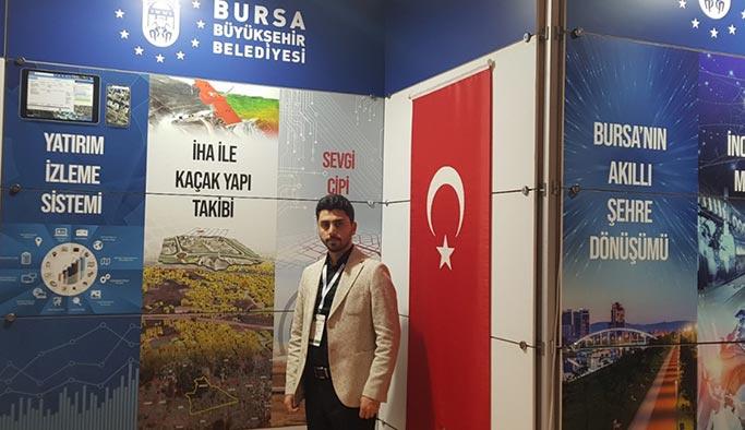 Bursa'da kaçak yapılaşmaya İHA'lı önlem