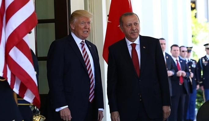 'Erdoğan Trump'ın mektubunu buruşturup çöpe attı'