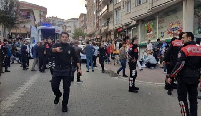 Esenyurt'ta iki grup arasında çatışma: 5 yaralı