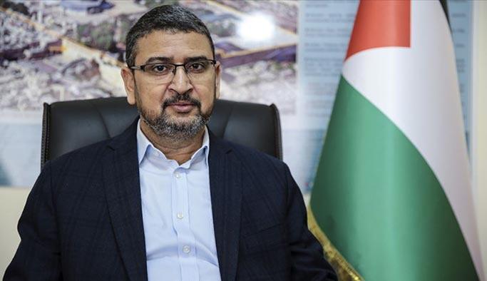 Hamas'tan Türkiye'ye 'Harekat' desteği