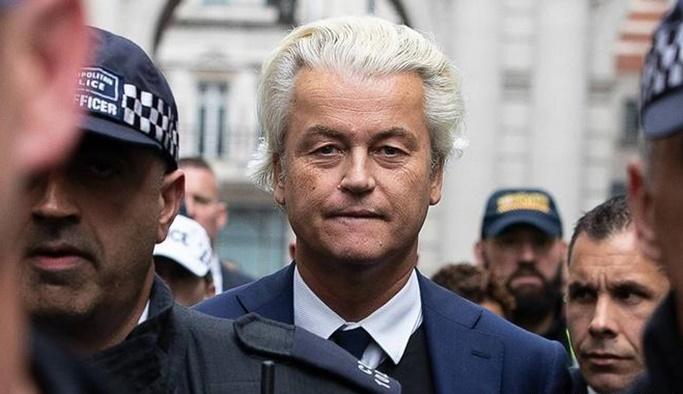Irkçı Wilders: Türkiye NATO'dan kovulmalı
