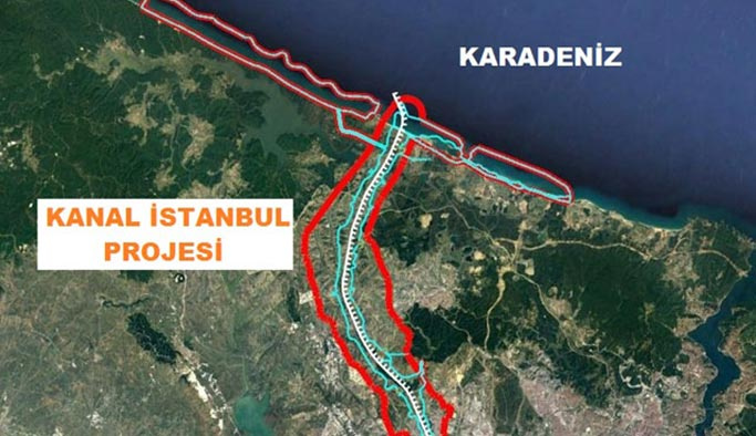 Kanal İstanbul'da yeni gelişme, işte son durum