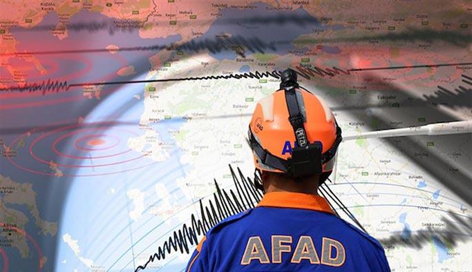 Muğla için 'tsunamiye de hazır olun' uyarısı
