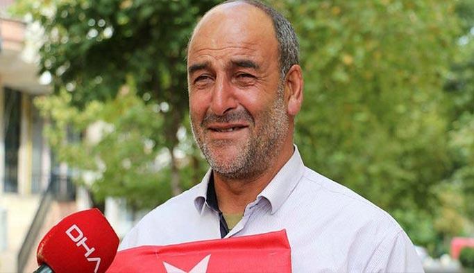 PKK hem oğlunu hem de parasını aldı