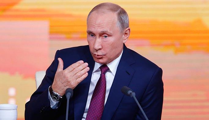 Putin: Trump'ın mektubu garip bir dile sahipti