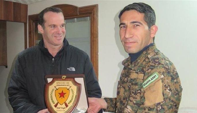 PYD-PKK dostu McGurk'tan kara propaganda