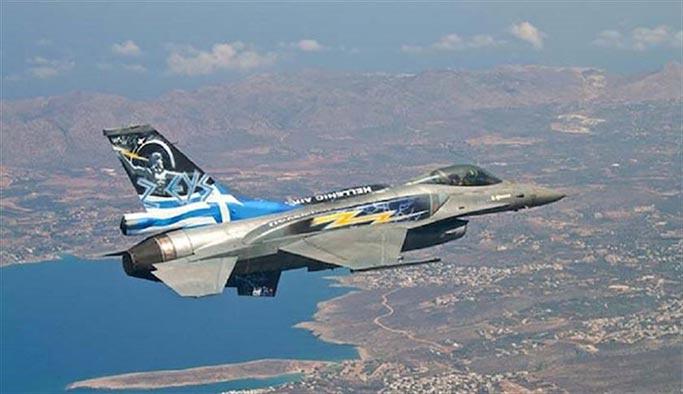 Rum medyası: Yunan F-16'ları Ankara korkusuyla uçamadı