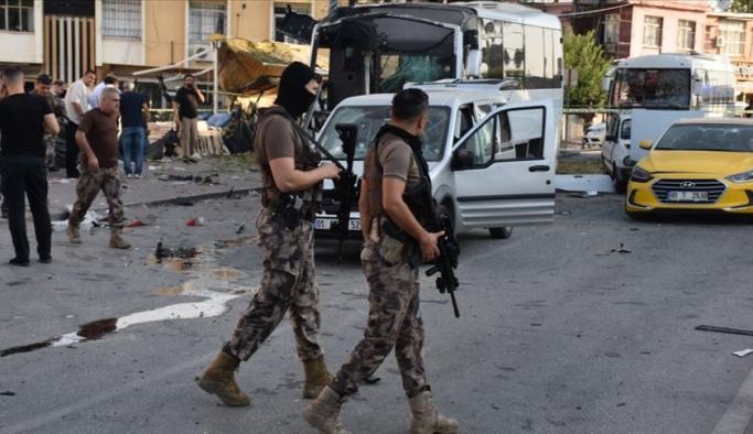 Saldırıyı düzenleyen teröristler Eskişehir'de öldürüldü