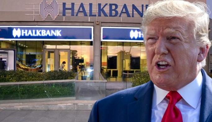 Trump hakkında 'Halkbank soruşturması'