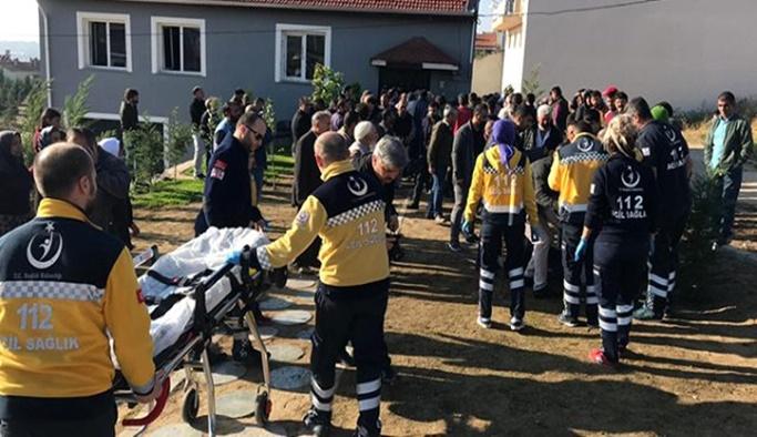 Uşak'ta yangın faciası, 3'ü çocuk 4 kişi hayatını kaybetti