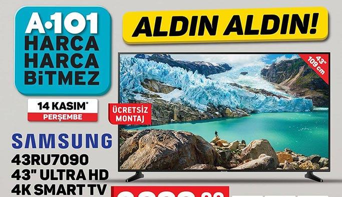 14 Kasım 2019 Perşembe A101 Aktüel Ürünler Kataloğu yayınlandı