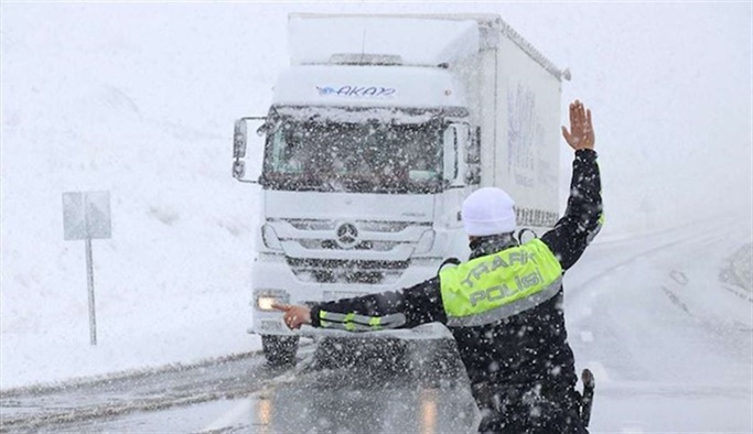 30 Aralık hava durumu - Meteorolojiden kar yağışı uyarısı
