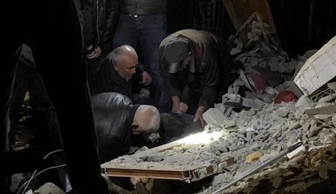 Balkanlar'da 6.4 büyüklüğünde deprem