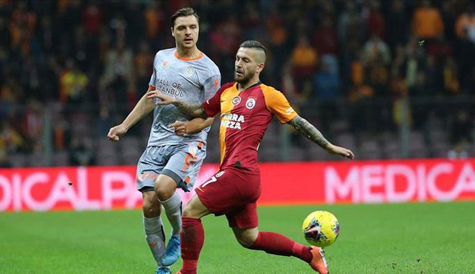 Başakşehir, Galatasaray'ı evinde devirdi