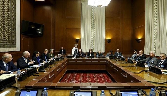 Cenevre'deki Suriye toplantısı başarısızlıkla sonuçlandı