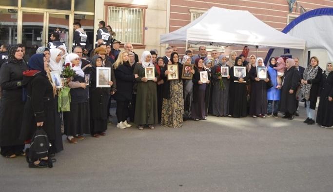 Diyarbakır'daki evlat nöbetinde 79'uncu gün