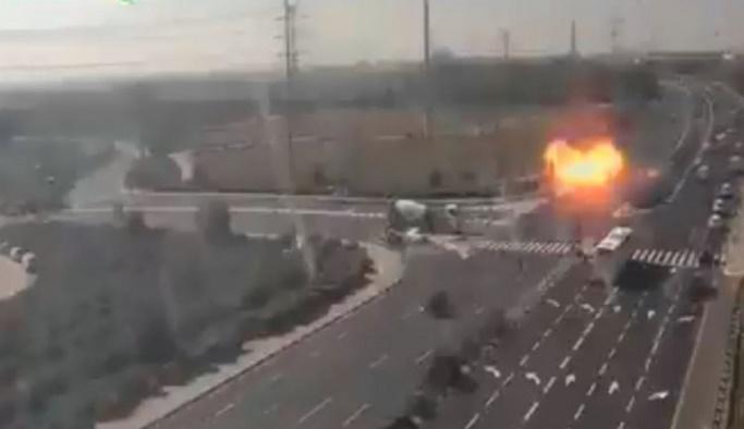 El Kudüs Tugayları Aşdod otoyolunu vurdu