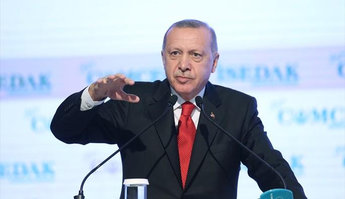 Erdoğan'dan İslam ülkelerine çağrı