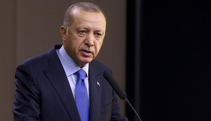 Erdoğan'dan 'MİT, CHP'yi karıştırıyor' iddiasına cevap
