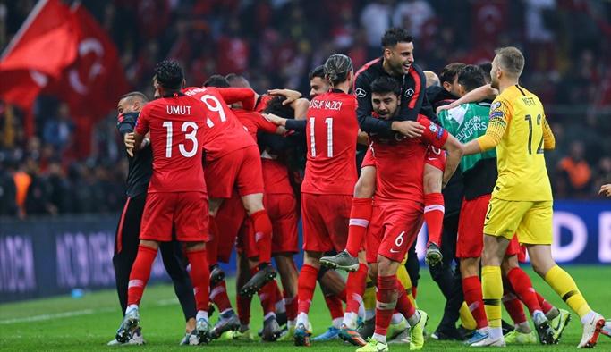 EURO 2020'ye giden Milli Takım'ın şimdilik alacağı para belli oldu