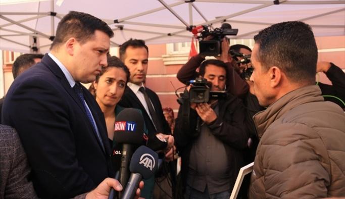 Evlatlarını bekleyen ailelerden AP vekiline: PKK'ya destek vermeyin