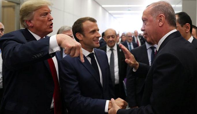 Fransa, Cumhurbaşkanı Erdoğan'ın sözlerine alındı