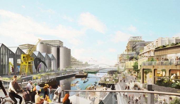 Google'ın 'akıllı kent' projesine Kanada'dan yeşil ışık