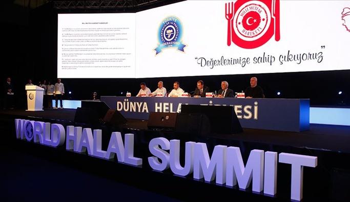 Helal Gıda sektörü İstanbul'da buluşuyor