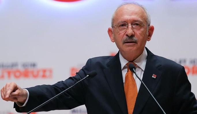 Kılıçdaroğlu: CHP, başörtüsünü Türkiye'nin bir numaralı sorunu haline getirdi