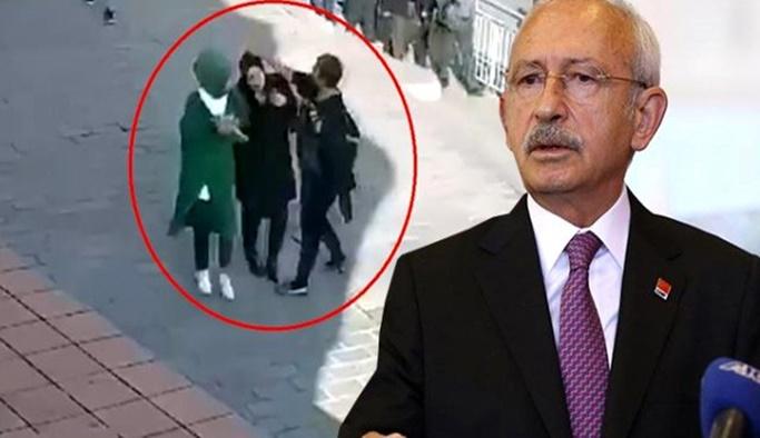 Kılıçdaroğlu'ndan başörtülü kadına saldırıya ilk yorum: Provokatör