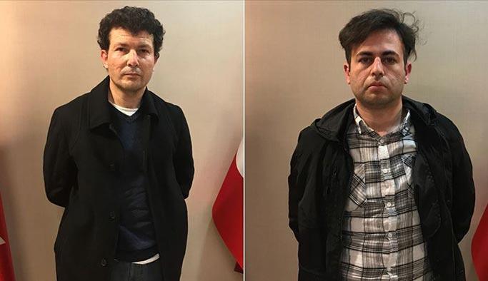 Kosova'dan getirilen iki FETÖ üyesinin cezası belli oldu