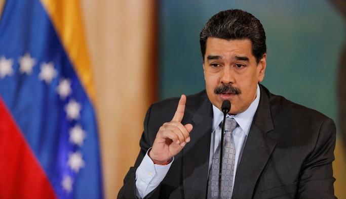 Maduro'dan talimat: Türkiye'den alınacak