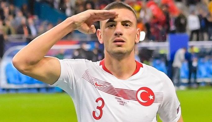 Merih Demiral, EURO 2020'nin en iyi 11'i arasında