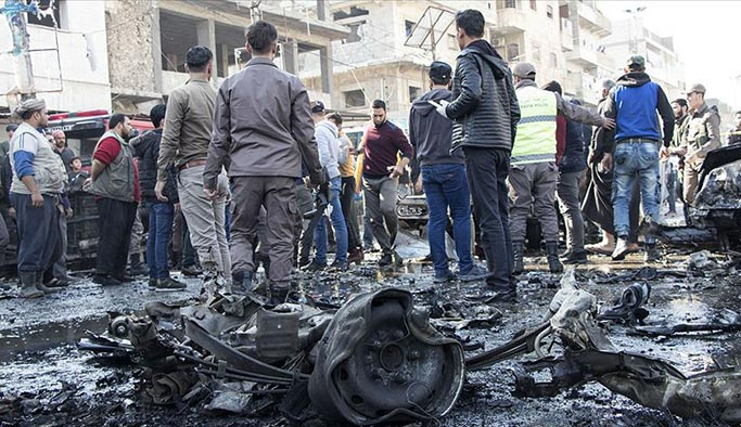 MİT'ten PKK-YPG'ye operasyon, El Bab faili yakalandı