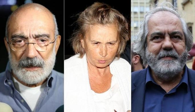 Nazlı Ilıcak ve Ahmet Altan'a mahkumiyet, Mehmet Altan'a beraat