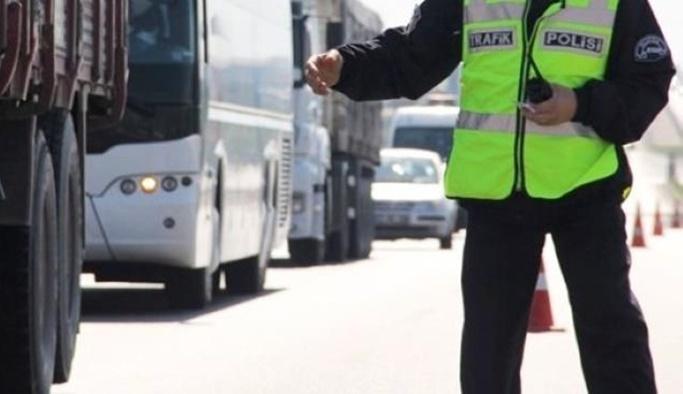 'Polise rüşvet' teklif edince tutuklandı