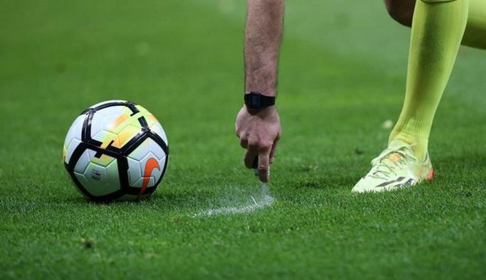 TFF futbolda haftanın programını açıkladı