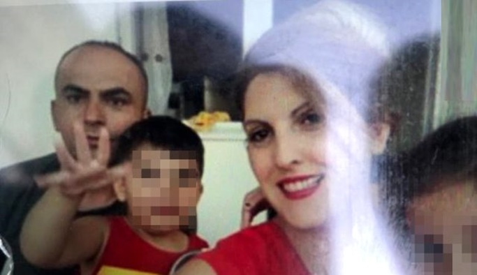 Uzman çavuş ve eşi çocuklarının gözü önünde öldürüldü