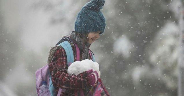 26 Aralık 2019 hava durumu, Meteoroloji'den 7 ile kar uyarısı