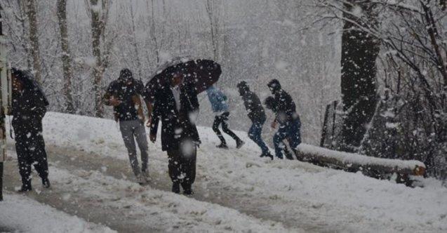 31 Aralık 2019 hava durumu: Meteoroloji'den 60 ile uyarı
