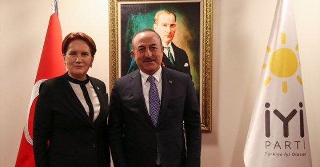 Çavuşoğlu: Libya tezkeresi bugün Meclis'e gönderilecek
